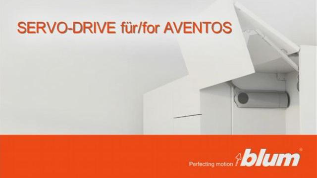 SERVO-DRIVE pour AVENTOS - Film de montage