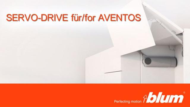 SERVO-DRIVE for AVENTOS