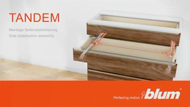 Estabilizadores laterales para TANDEM: vídeo de montaje