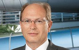 CEO Gerhard E. Blum